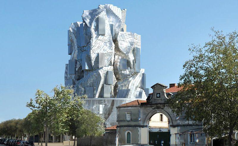 Un séjour à Arles proche de la Tour Luma