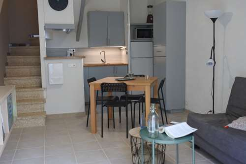 Location meublé de tourisme proche Fondation Luma et ENSP Arles