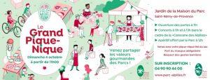 Grand pique-nique du Parc des Alpilles à Saint Rémy de Provence @ Saint Rémy de Provence